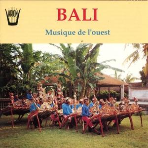 Bali : Musique de l'ouest   Suar Agung Orchestra