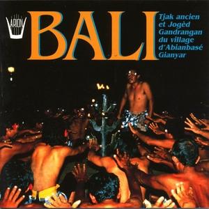 Bali : Tjak ancien et Joged Gandrangan du village d'Abianbase Gianyar   Jenggala Sedah
