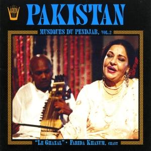 Pakistan, vol. 2 : Musiques du Penjab | Farida Khanum