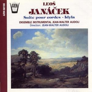Janacek : Suite pour cordes & Idyla | Ensemble Instrumental Jean-Walter Audoli