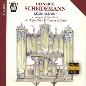 Heinrich Scheidemann par Regis Allard | Régis Allard