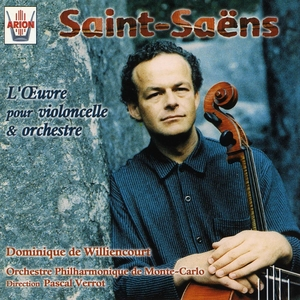 Saint-saëns-:-L'œuvre-pour-violoncelle-&-orchestre