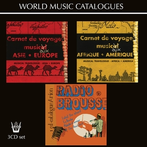 World Music Catalogues | Sarah Gorby