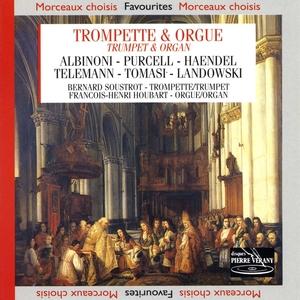 Trompette et orgue | François-Henri Houbart