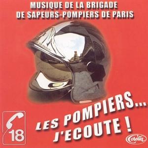 Les Pompiers J'Ecoute | Musique de la Brigade de Sapeurs Pompiers de Paris