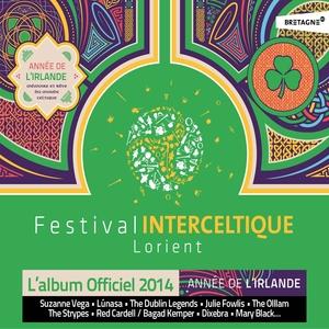 44e festival interceltique de Lorient (Année de l'Irlande, mémoire et rêve du monde celtique) [L'album officiel 2014] | Bagad Kemper