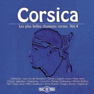 Corsica: Les plus belles chansons corses, Vol. 4 | Petru Guelfucci