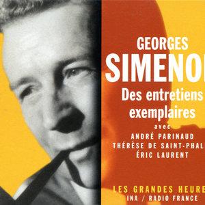 Georges Simenon: Des entretiens exemplaires - Les Grandes Heures | André Parinaud