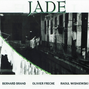 Jazz Afro Design Electric   Jade