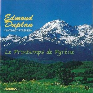 Le printemps de pyrène | Edmond Duplan