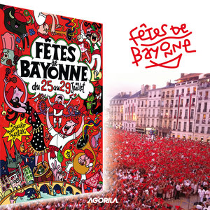 Fêtes de Bayonne 2012 | Harmonie Bayonnaise