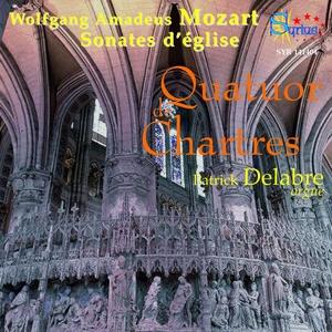 Mozart: Sonates d'église | Patrick Delabre