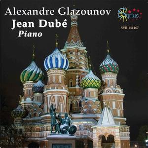 Œuvres pour piano | Jean Dubé
