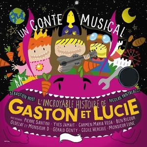 L'incroyable histoire de Gaston et Lucie | Cécile Hercule