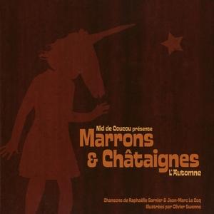 L'automne | Marrons et Châtaignes