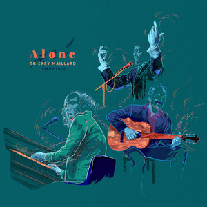 Alone (Piano Solo)   Thierry Maillard