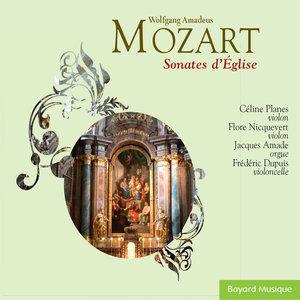 Mozart: Sonates d'église | Jacques Amade
