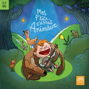 Mes p'tits z'amis animaux (3 à 7 ans)   Jean Humenry