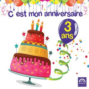C'est mon anniversaire: 3 ans | Jo Akepsimas