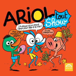 Ariol, Vol. 2 - Tout Show | Christine Delaroche