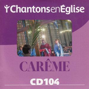 Chantons en Église: Carême (CD 104) | Béatrice Gobin