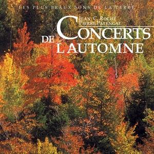 Concerts de l'automne | Jean C. Roché