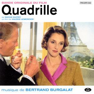 Quadrille (Bande originale du film) | Bertrand Burgalat