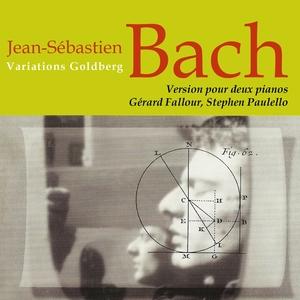 Jean-Sébastien Bach variations Goldberg Version pour deux pianos de Joseph Rheiberger / Max Reger | Gérard Marie Fallour
