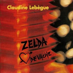 Zelda cœur de vache | Claudine Lebègue