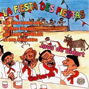 La fiesta au pays basque   Louis Camblor et son orchestre