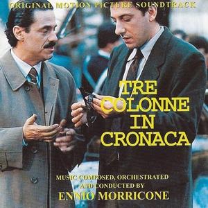Tre colonne in cronaca | Ennio Morricone
