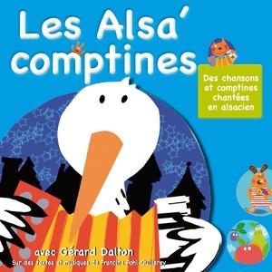 Les Alsa' comptines : Chansons et comptines chantées en Alsacien | Compagnie Gerard Dalton