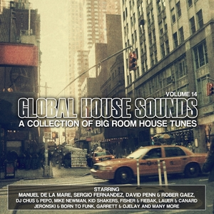 Global House Sounds, Vol. 14 | Lauer & Canard