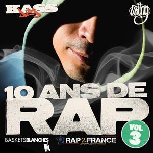 10 ans de rap, vol.3   Sam's