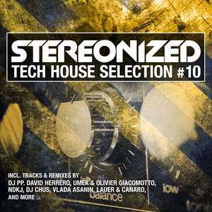Stereonized - Tech House Selection, Vol. 10 | Mark Stacey