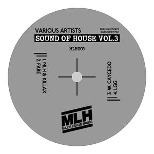 Sound of House, Vol. 3   MLH & Killax