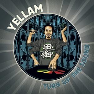 Turn Up the Sound | Jr Yellam