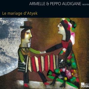 Le mariage d'Atyek | Armelle Audigane