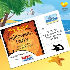 Dizzy & Shades Halloween Party