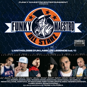 Funky Maestro All Starz, Vol. 1 | Sniper