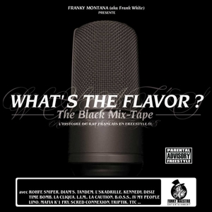 What's the Flavor? The Black Mix-Tape (L'histoire du rap français en freestyle) [By Franky Montana] | Sniper