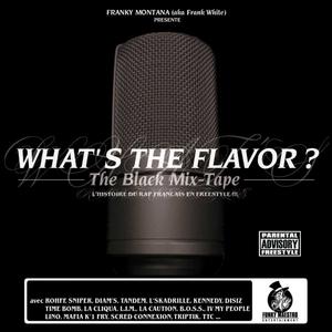 What's the Flavor? The Black Mix-Tape (L'histoire du rap français en freestyle) [By Franky Montana]   Sniper