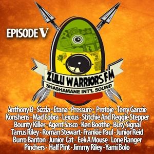 Zulu Warriors Fm, Vol. 5   Tony Curtis