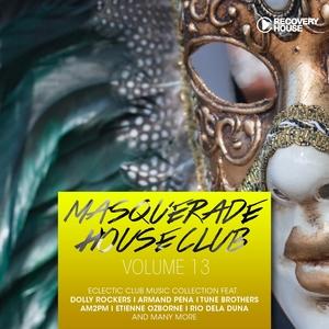 Masquerade House Club, Vol. 13 | Etienne Ozborne