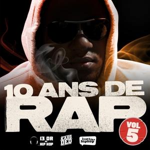 10 ans de rap, vol. 5 | Aladin 135