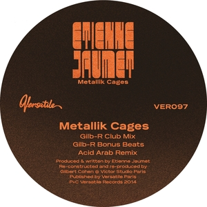 Metallik Cages   Etienne Jaumet