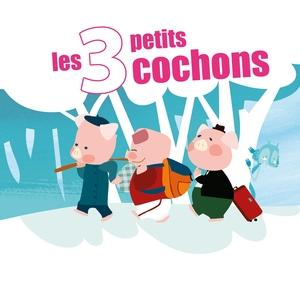 Les 3 petits cochons | Franck Aupeix