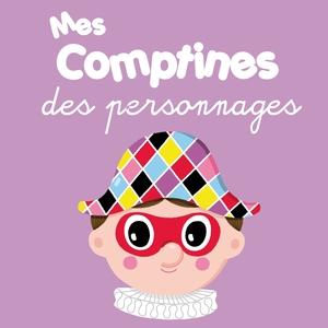 Mes comptines des personnages | Frances