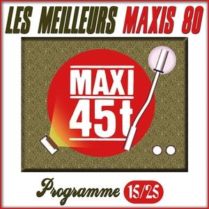 Maxis 80, Programme 15/25   Jakie Quartz