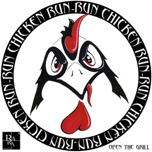 Open the Grill | Run Chicken Run